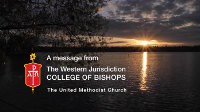 Western Jurisdiction Bishops Issue Pastoral Letter